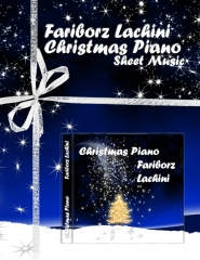 طرح جلد: Christmas Piano eBook