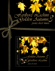 طرح جلد: Golden Autumn 3