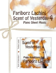 طرح جلد: Scent of Yesterday 4 eBook