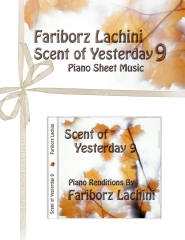 طرح جلد: Scent of Yesterday 9