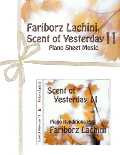 طرح جلد: Scent of Yesterday 11