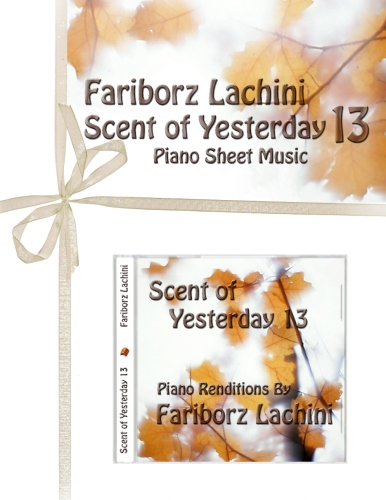 طرح جلد: Scent of Yesterday 13
