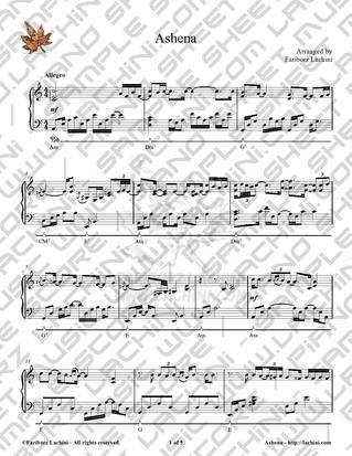 Ashena 音乐页