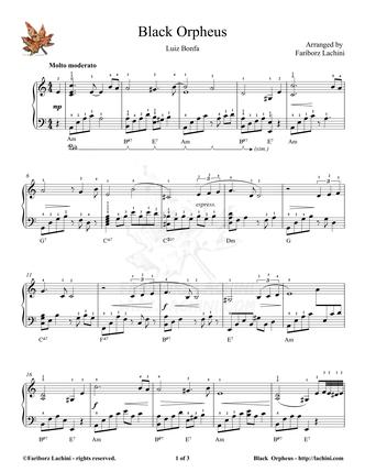 Black Orpheus 音乐页