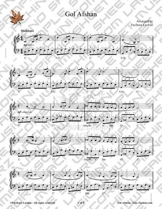 Gol Afshan 音乐页