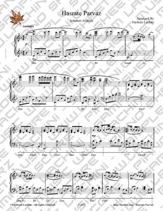 Hasrate Parvaz Sheet Music