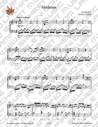 Madaram 音乐页