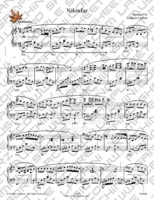 Niloufar 音乐页