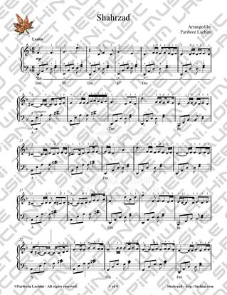 Kojayee Sheet Music